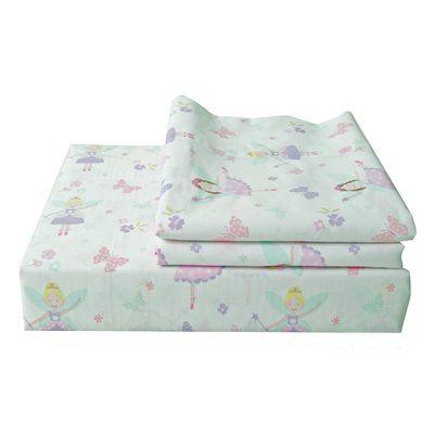 Best Textile City Fairy Princess 200 Thread Count 100 Cotton 400 x 300