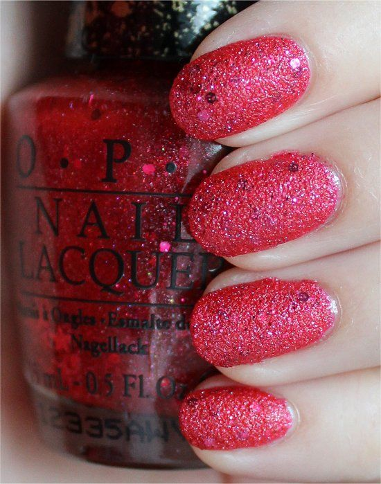 OPI The Impossible (Liquid Sand from the Mariah Carey Collection ...