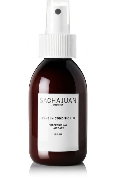Instructions For Use Spray On Washed Or Towel Dried Hair Do Not Rinse Out 250ml 8 4fl Oz Ingredients Water Sili Leave In Conditioner Conditioner Sachajuan