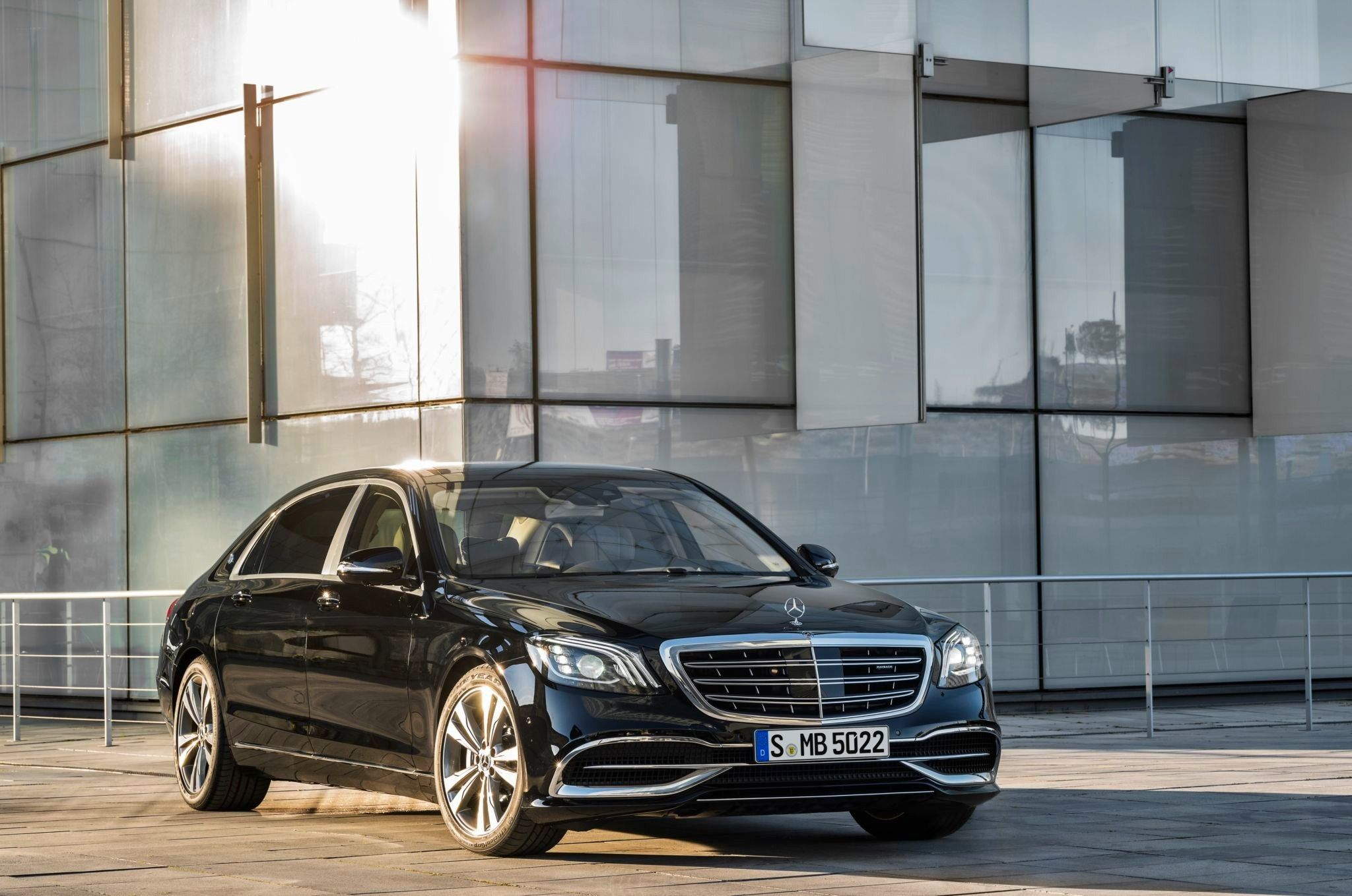 Mercedes Maybach S 560 2018 Auto S