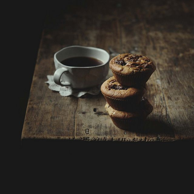muffins & tea