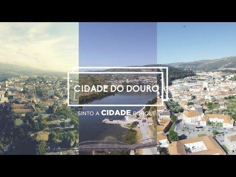 Cidade do Douro // Sinto a Cidade Porque...