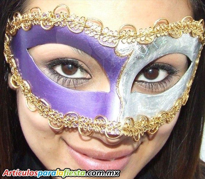 Antifaces para fiestas de disfraces buscar con google for Disfraces antifaz