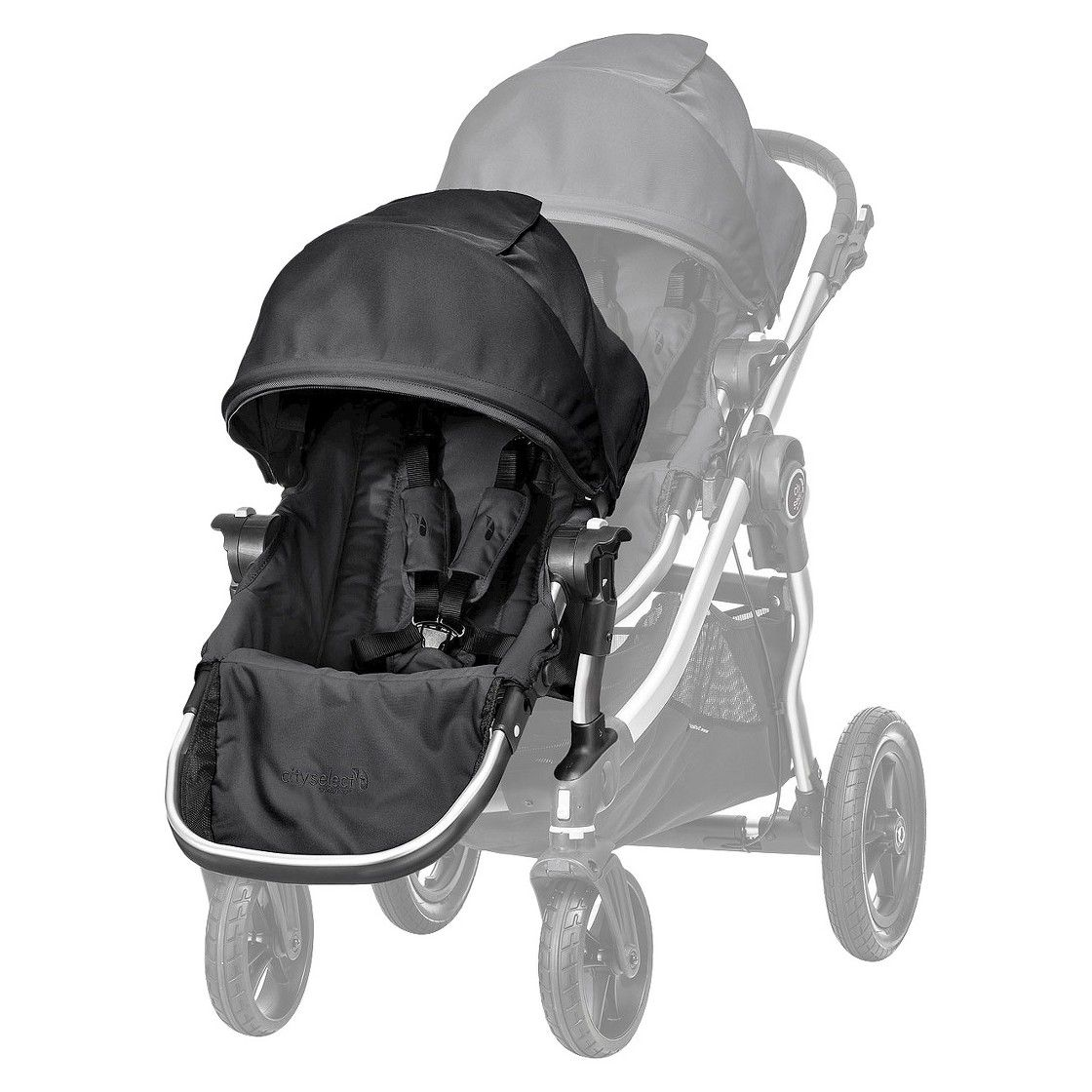 Baby Jogger City Select Second Seat Onyx Baby jogger