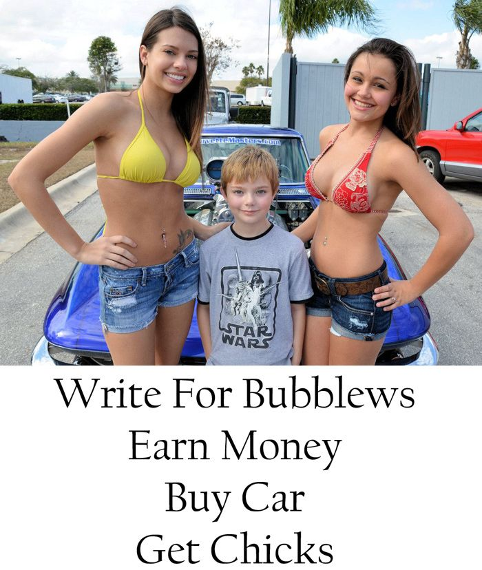 Writing For Bubblews Really Pays Off!