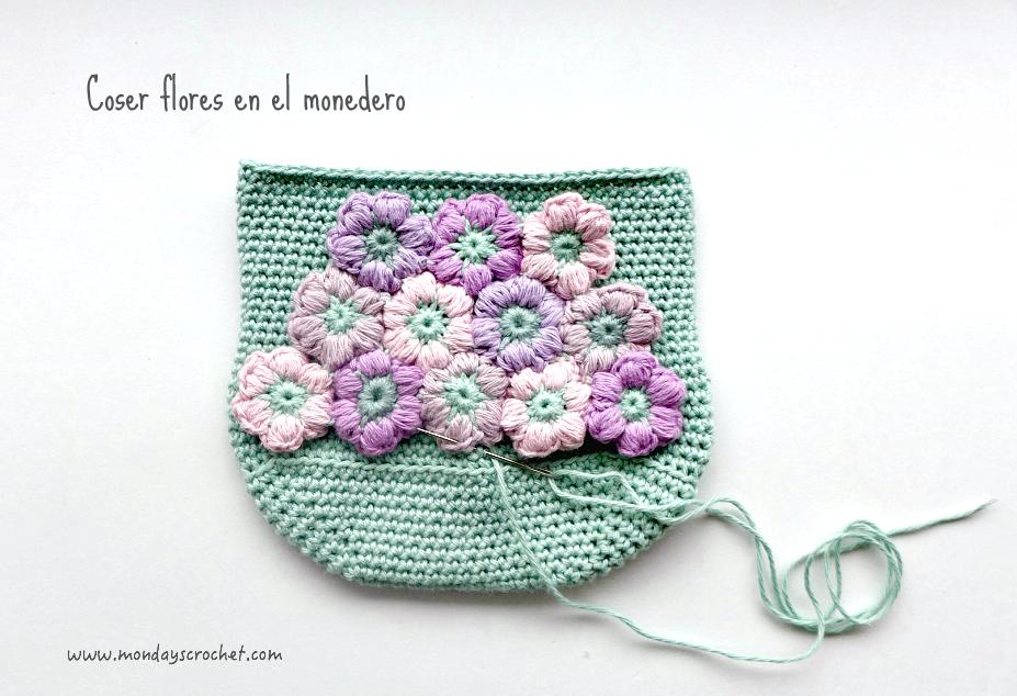 Coser-flores | がま口 | Pinterest | El dia de, La madre y Monederos