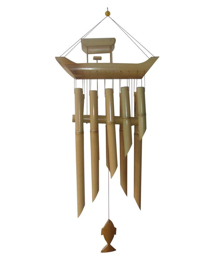 Bamboo Wind Chimes - Buy Wind Chimes Product on Alibaba ...