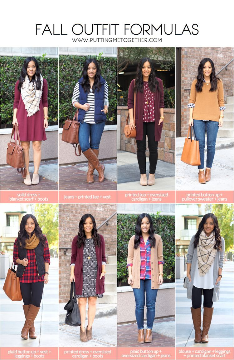 8 Fall Outfit Formulas + Tons of Stuff Still on Sale + An Update on the Style Challenge