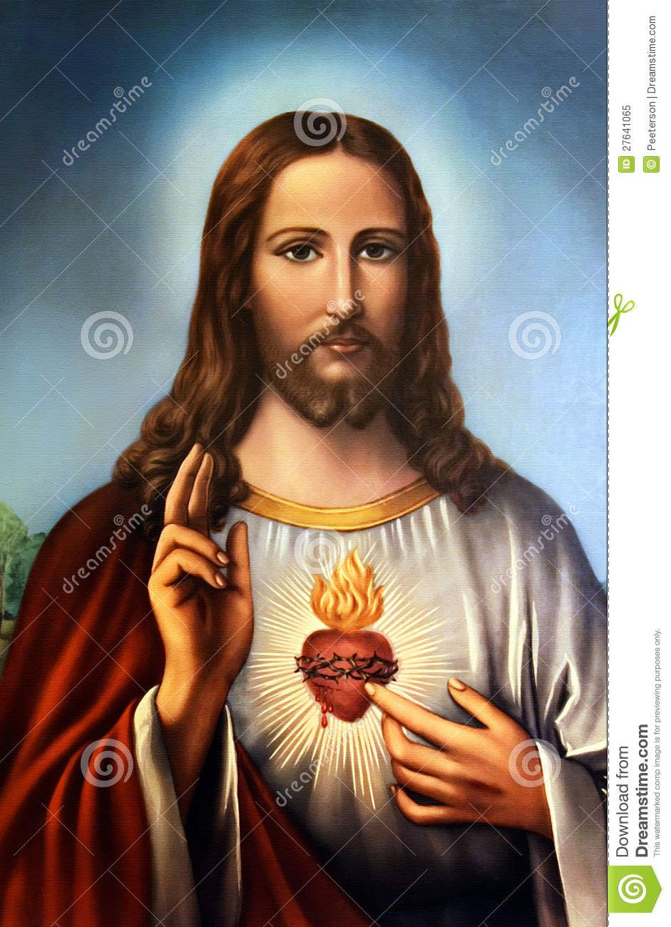 Jesus Christ Download From Over 54 Million High Quality Stock Photos Images Vectors Sign Up For Free Today Heart Of Jesus Jesus Wallpaper Jesus Pictures