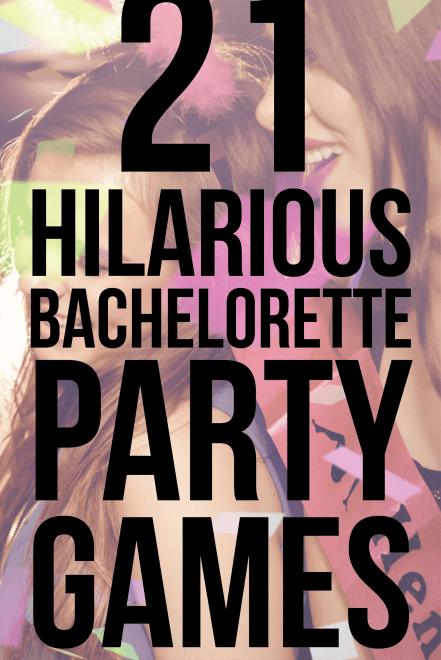 Photo of 20 lustige Bachelorette-Partyspiele, bei denen Sie die ganze Nacht über lachen müssen