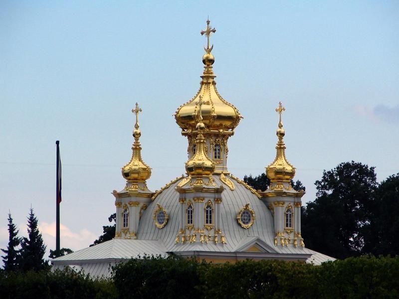 Russia-St Petersburg-Petershof