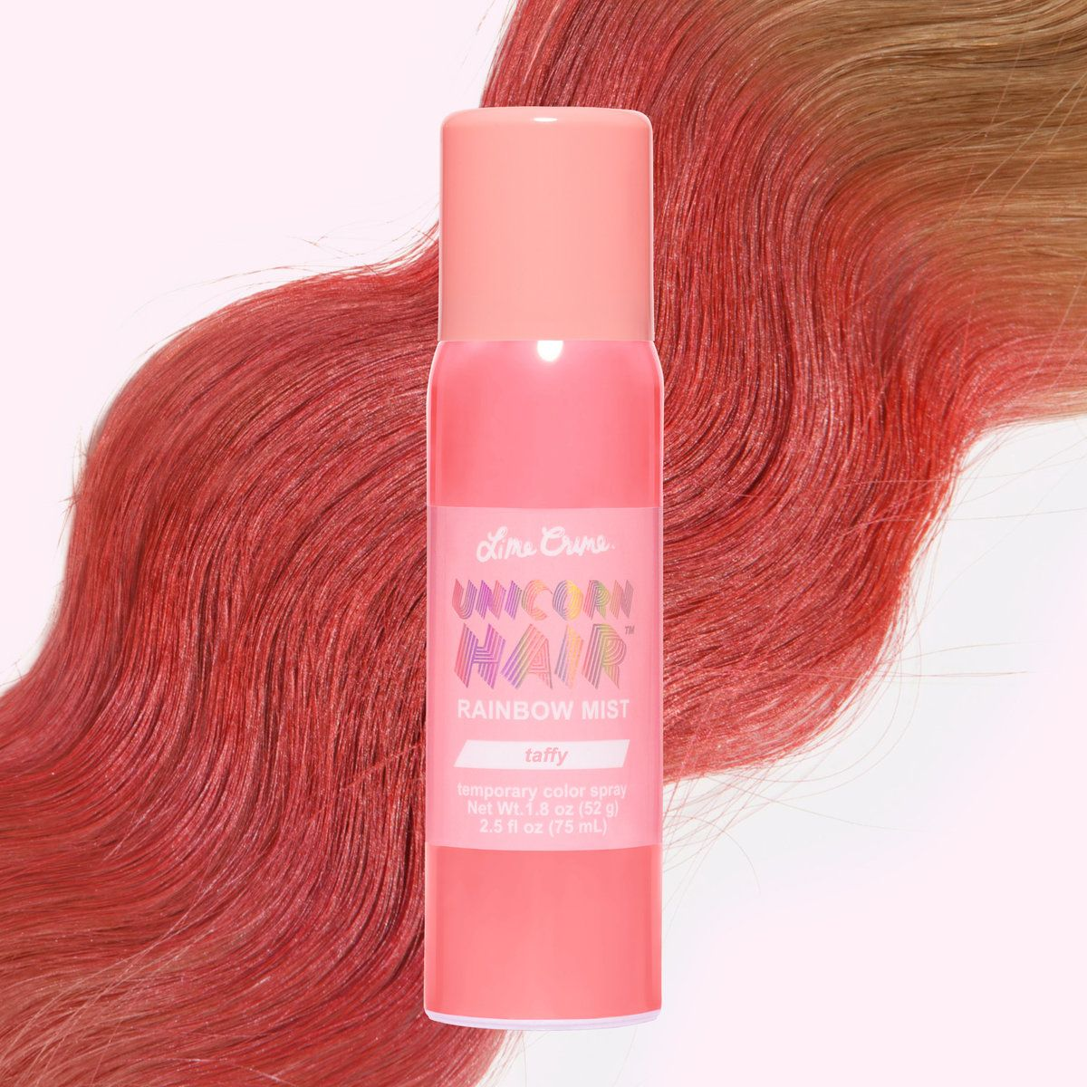 Taffy Hair Color Spray Bright Pink With Images Hair Tint Pink Hair Spray Hair Color Spray