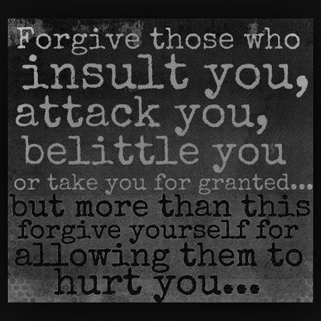 Forgiving Someone Quotes That Hurt You. QuotesGram