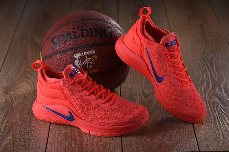 size 40 96119 d0660 Nike LeBron Witness II Flyknit For Sale