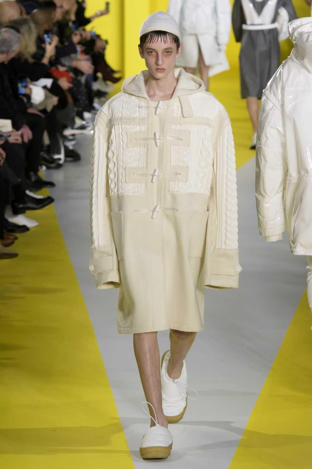 Maison margiela fallwinter male fashion fall winter
