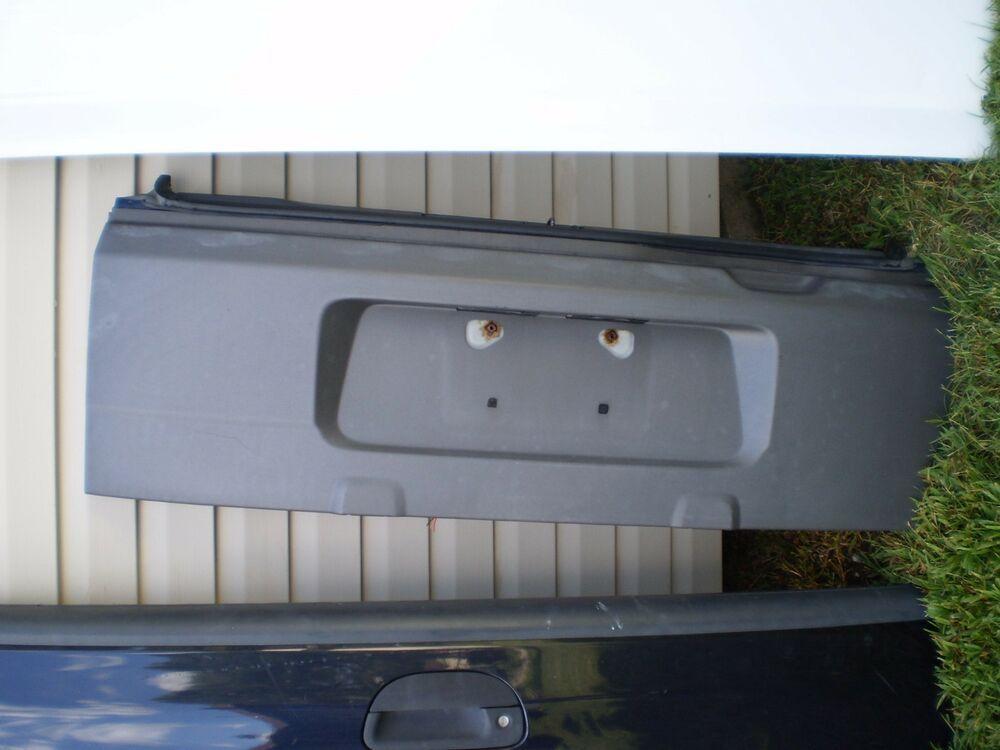 Rare 2003 2007 Honda Element Tail Gate Tailgate Rear Plastic Hatch