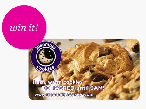 Win It! $20 Insomnia Cookies Gift Card | contests | Pinterest ...