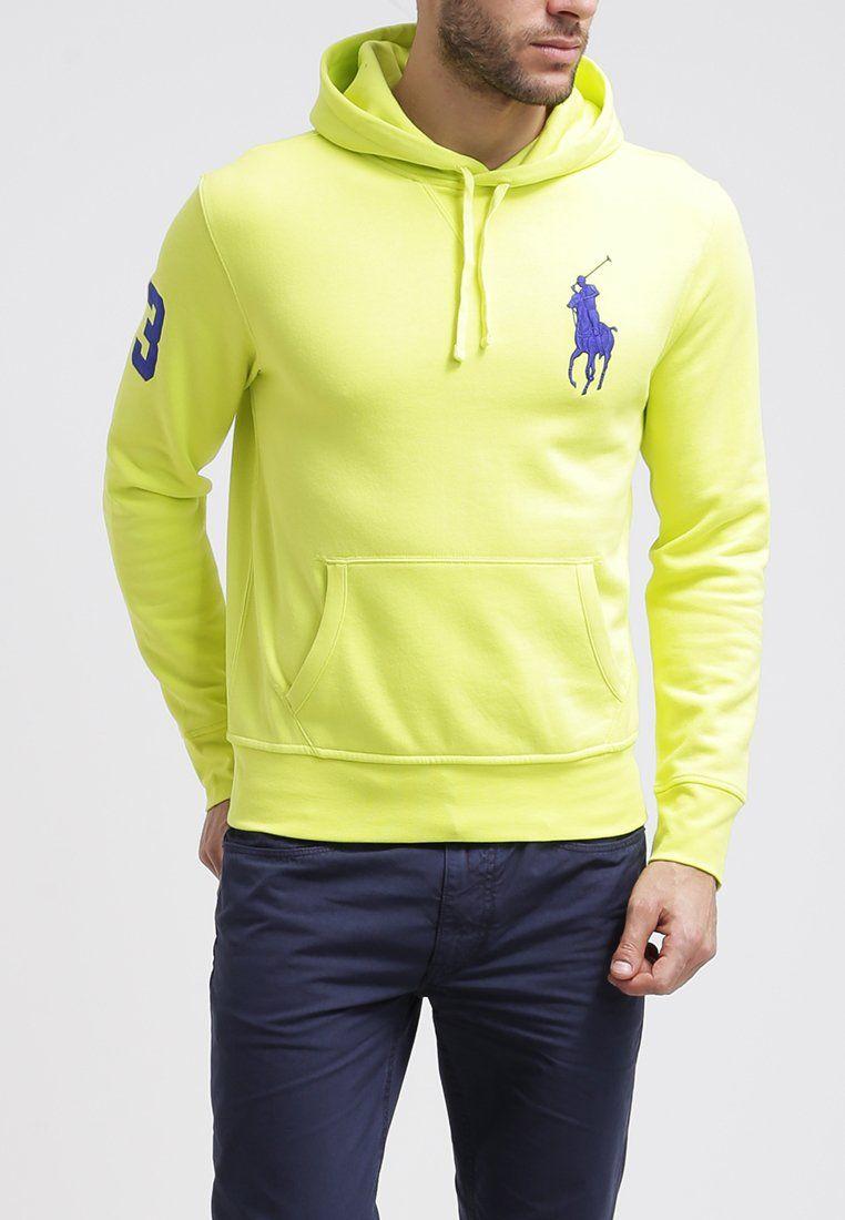 Yellow Top Polo Lauren Neon Sweatshirt 2019Zalando En Ralph lKJT13cF
