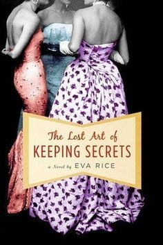 The Lost Art of Keeping Secrets by Eva Rice | 49 Underrated Books You Really Need To Read