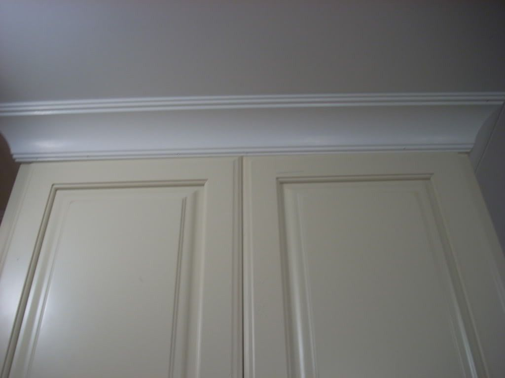 White Home Depot Crown Moulding ~ http://lovelybuilding.com/home ...