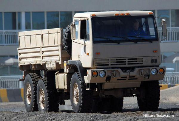 Resultado de imagen para Steyr 6×6 utility trucks