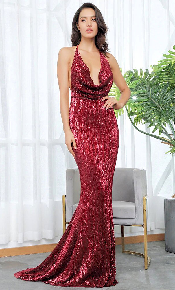 706fa0592e Azariah Sequin Luxe Gown in 2019