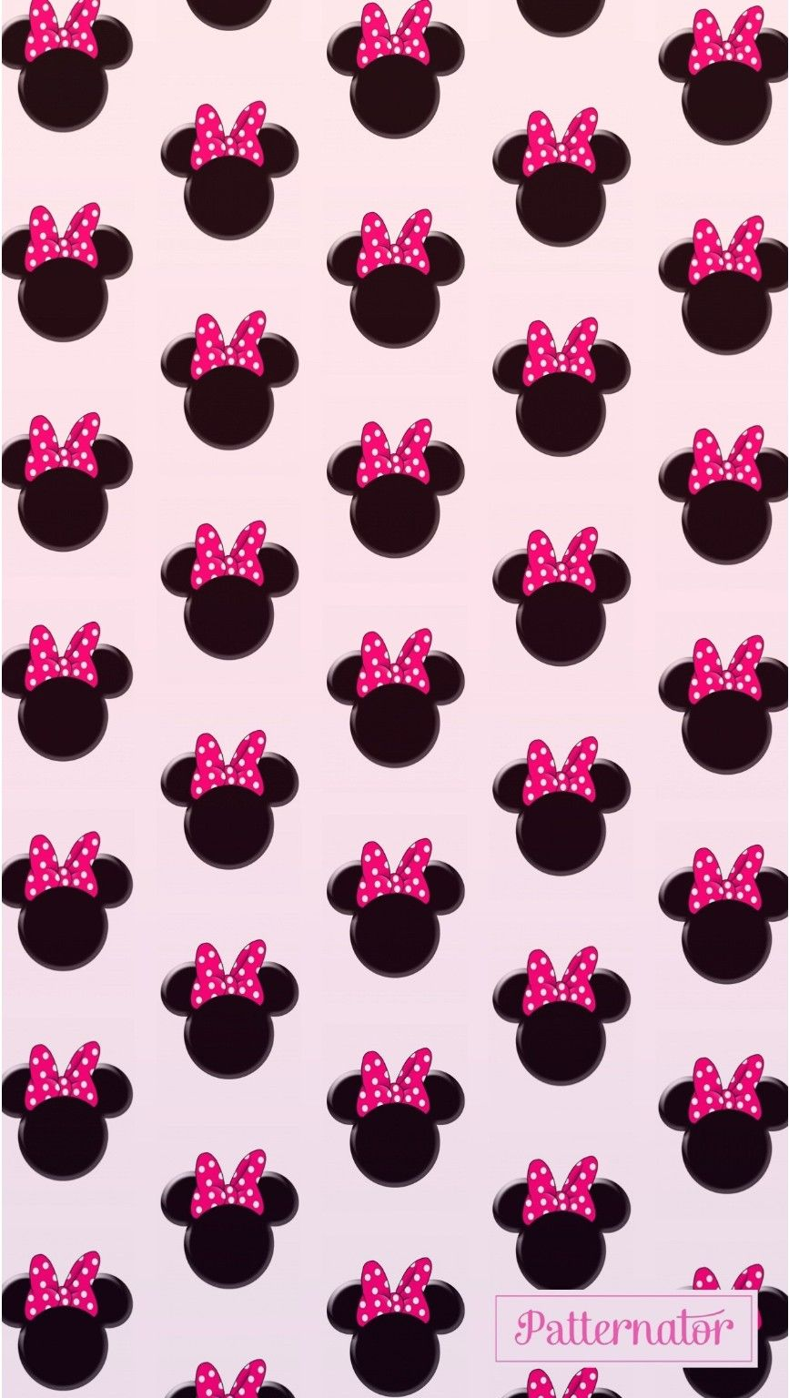 Disney Wallpaper Minnie Mouse Backdrops Phone Backgrounds Patterns Wallpapers Invitations