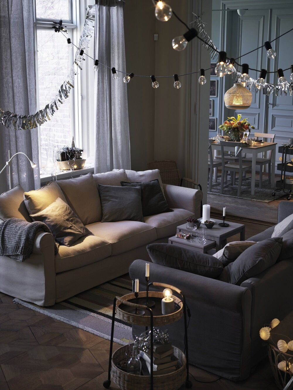Ikea Christmas Collection 2020 Create Your Own Magical Moments The Nordroom Ikea Christmas Ikea Christmas Decorations Dream Decor
