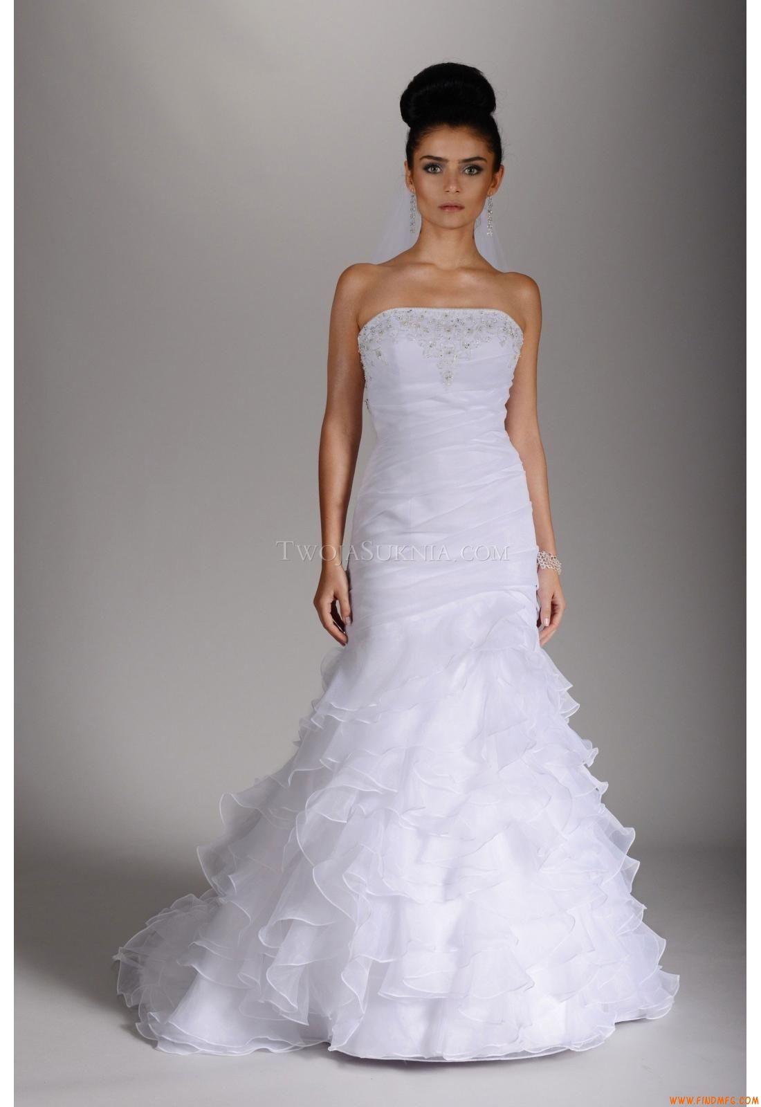 Vestidos de noiva Relevance Bridal Andrea 2013
