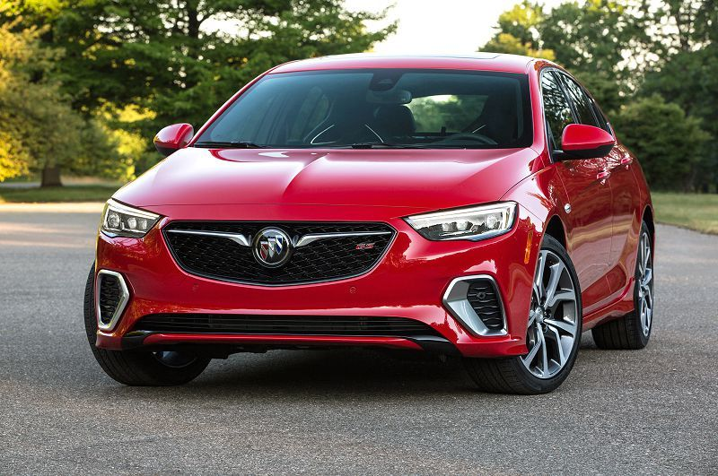 2020 Buick Regal Changes Release Date In 2020 Buick Regal Gs Buick Grand National Buick Regal
