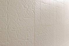 Piastrelle effetto carta piegata folded mutina ceramiche