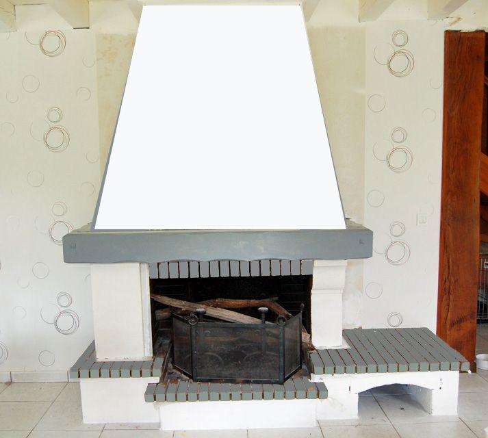 """Gut bekannt Résultat de recherche d'images pour """"moderniser une cheminée avant  HI06"""