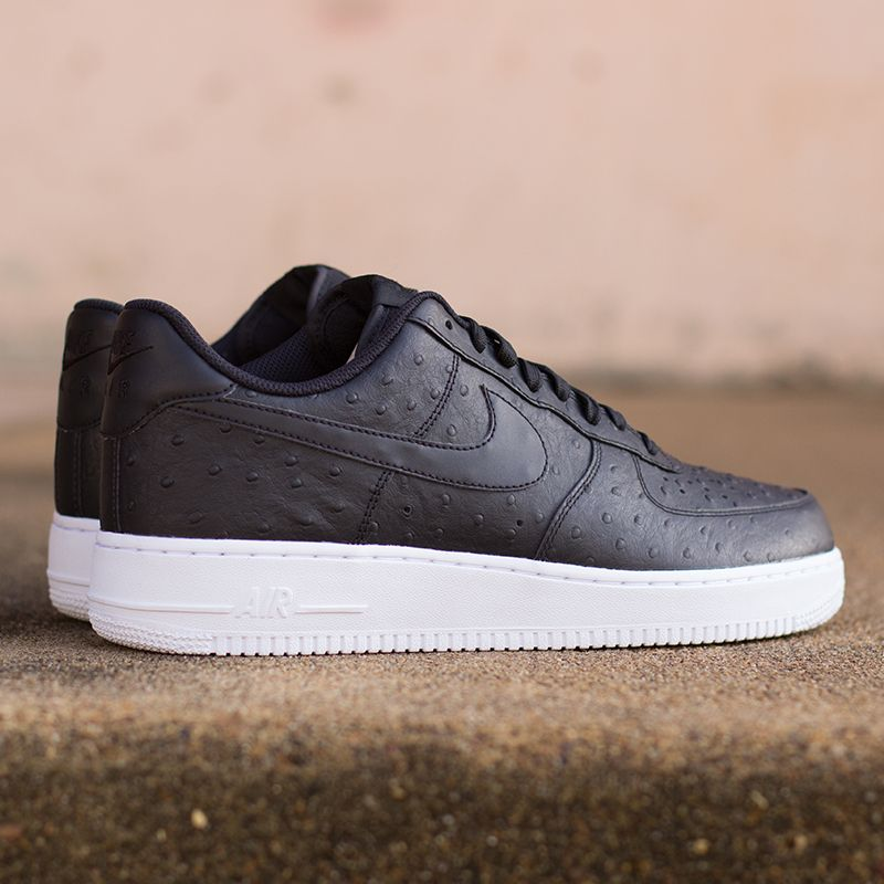 The Nike Air Force 1 07 Lv8 In Black Is Out And Available For 100 On Citygear Com Groom Shoes Sneaker Head Nike