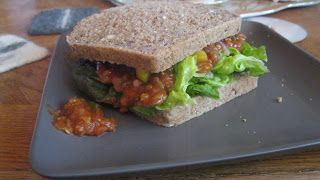 An Officer and A Vegan: Super Sloppy Joes