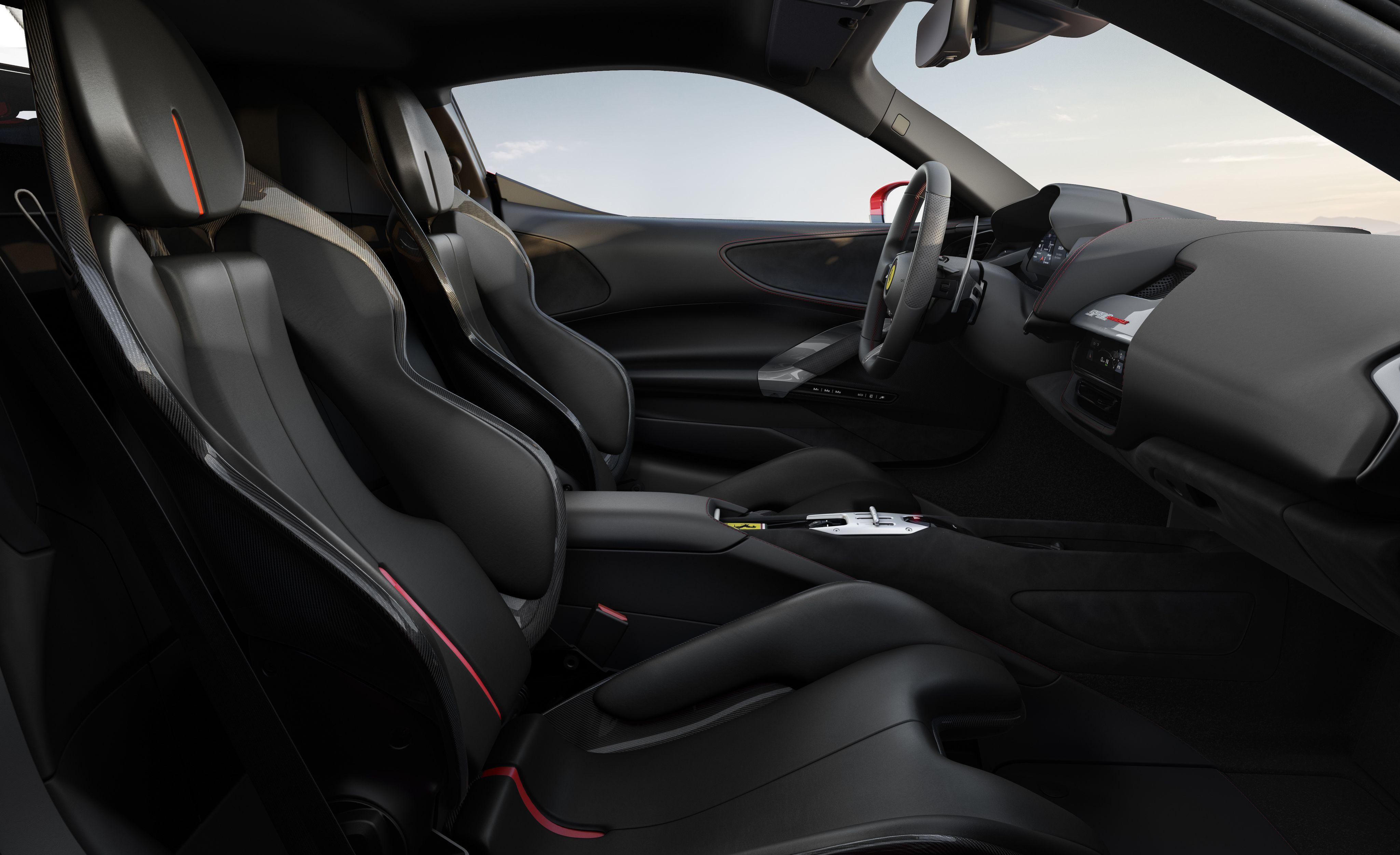 View Photos of the New Ferrari SF90 Stradale #newferrari
