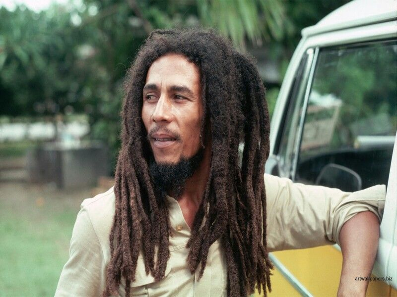 Bob Marley Bob Marley Bilder Frisuren Fur Dreads Haar Styling