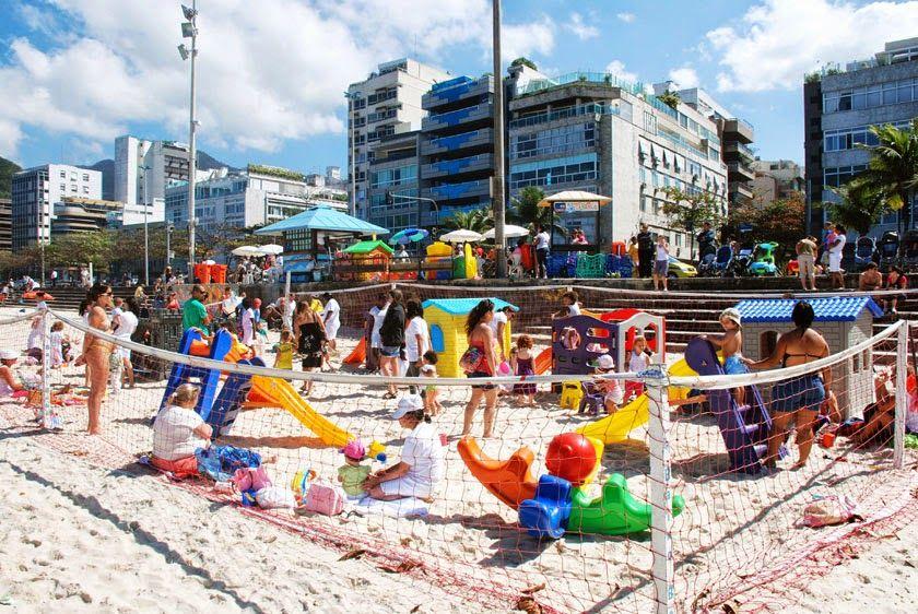 Link para O que fazer com crianças no Rio de Janeiro