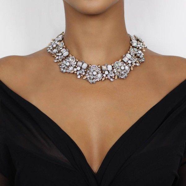 Nikita By Niki® Large Gold Rhinestone Tulip Antique Point Crystal Statement Earrings 1GkVZWz
