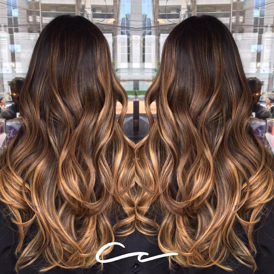 Pin By Nik On Luzes Preferidas Short Hair Balayage Brown Hair With Highlights Biolage Hair