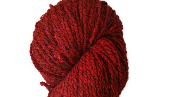 Wool Yarn  Merino Wool Yarn  Worsted Weight  Studio by AgapeFibers