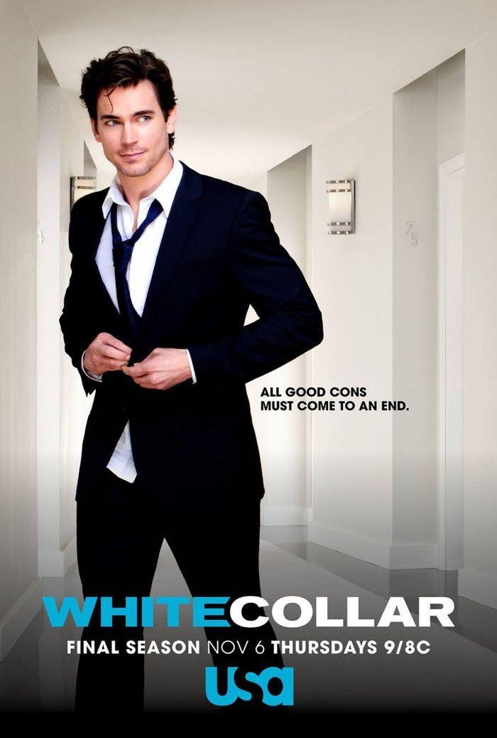White Collar Season 6 Posters Matt Bomer White Collar White Collar Matt Bomer