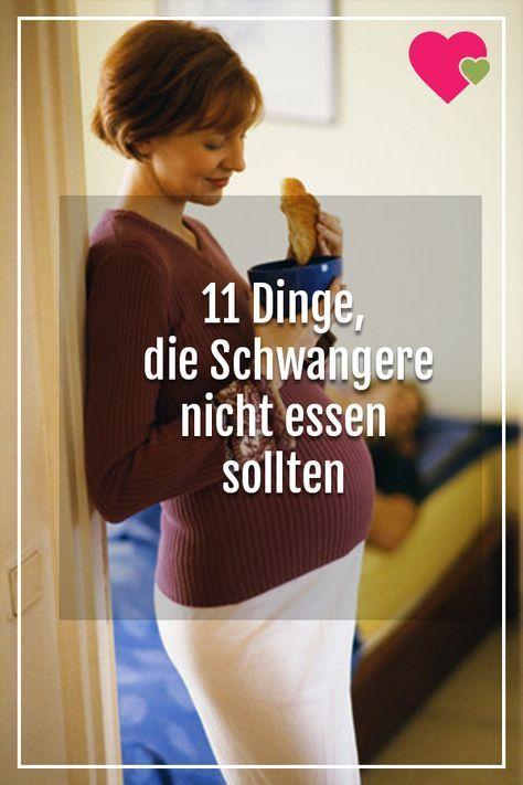 11 Lebensmittel, die schwangere Frauen nicht essen sollten   – kind schwangerschaft