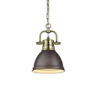 Golden Lighting 3602 M1l Ab Lighting Pendant Lighting Mini Pendant