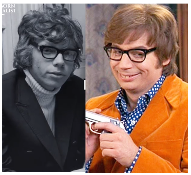 Young Richard Branson Looked Like Austin Powers Pics Austin Powers Richard Branson Austin Powers Costume