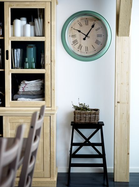 More Than Just Keeping You On Time... Check Out Our Stylish And Well Priced  IKEA Clocks.