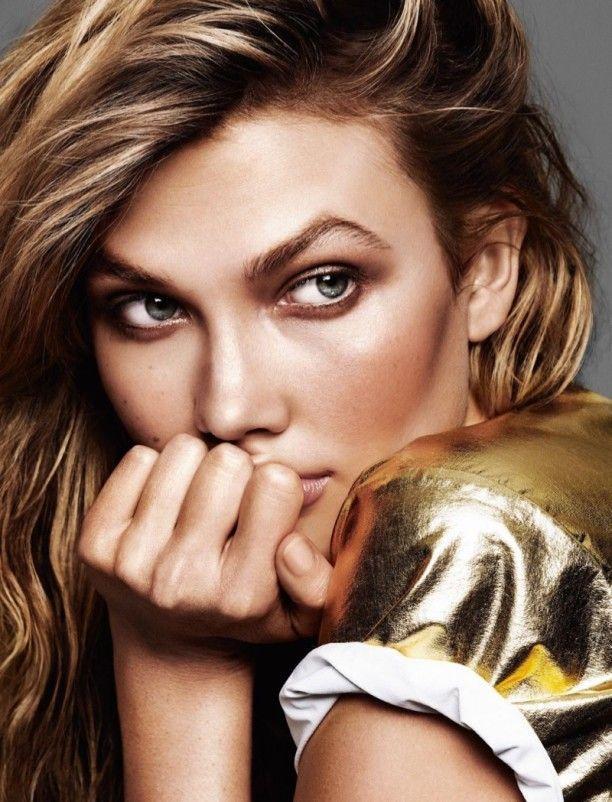 Makeup Inspiration: Bronzed & Beautiful