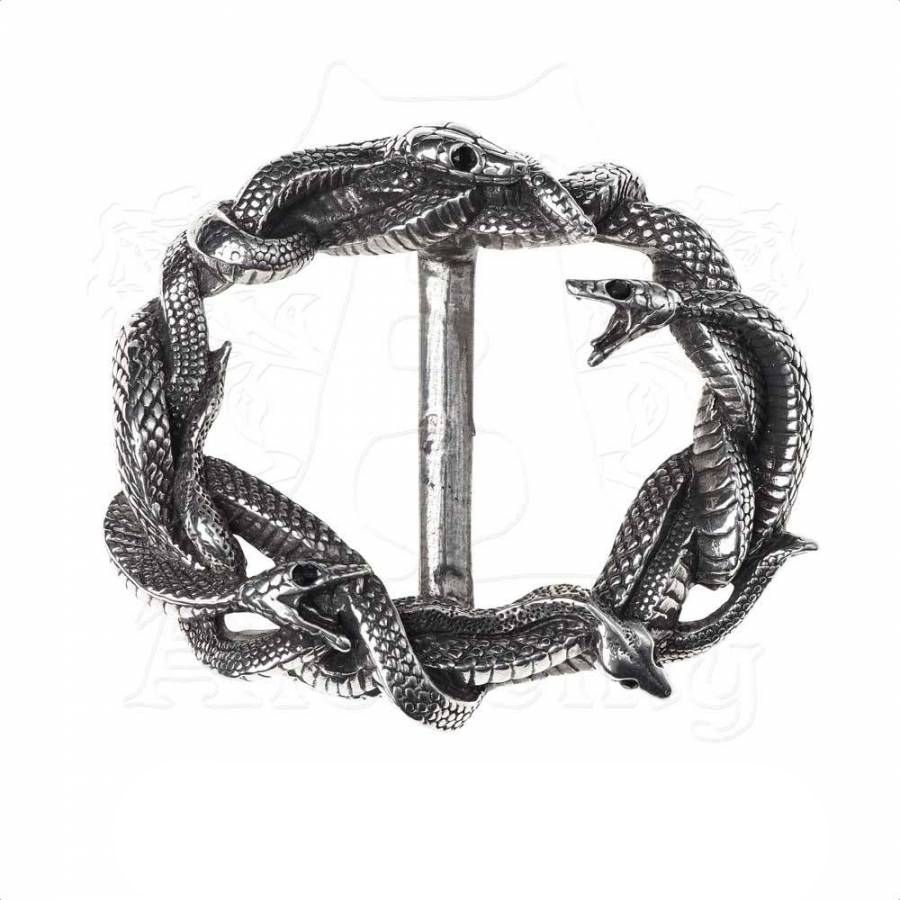 c9a37039d0cb Boucle de ceinture Alchemy Gothic   Accessoires Gothique   Snake ...