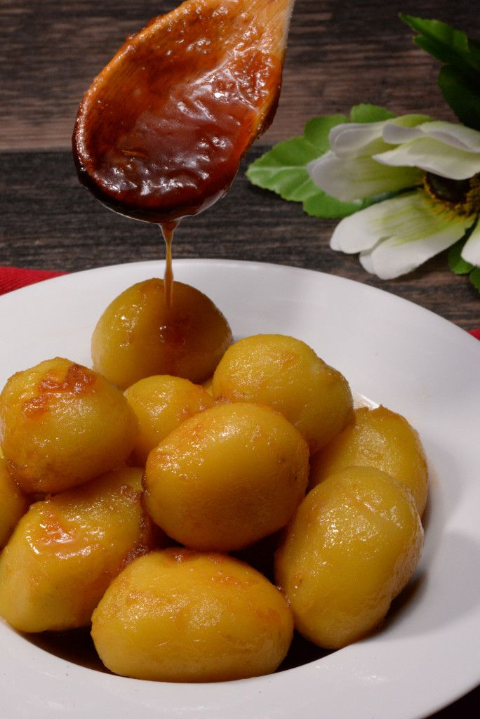 Our journey to iceland iceland recipes and food icelandic caramelized potatoes oh my so simple and delicious where have you been all my forumfinder Choice Image