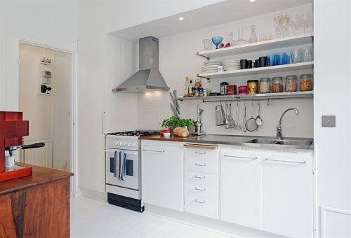cocina decoracin de cocinas modernas blancas