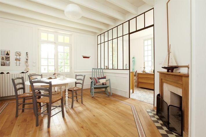 Rénovation intérieure - salle à manger/salon